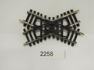 Märklin 2258 K Track Crossing 90 MM # New #1 Pieces #