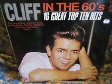 "Cliff Richard,""Cliff in the 60's"" UK Vinyl LP"