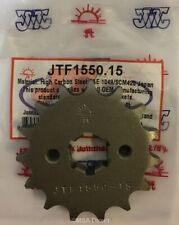 Yamaha YZFR125 (2008 to 2019) JT 15 Tooth Steel FRONT Sprocket (JTF1550-15)