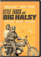 Little Fauss and Big Halsy [New DVD] Mono Sound