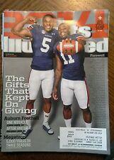 December 30, 2013 Chris Davis & Ricardo Louis Auburn REGIONAL Sports Illustrated