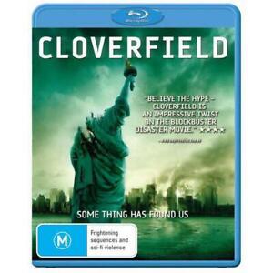 Cloverfield Blu-Ray **Region B**