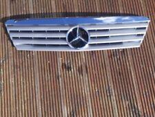 MERCEDES-Benz A-Klasse W168 97-04 KÜHLERGRILL GRILL CHROM 3M Tuning Sportgrill
