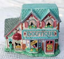 Vintage 1995 Midwest Porcelain Boutique & Beauty Shop Easter House #213010