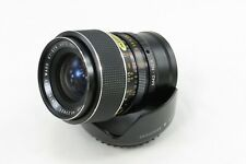 28 mm F 2.8 lens for SONY NEX e-mount MC Montgomery Ward adapted bundle TESTED