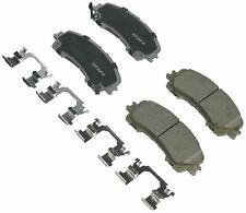 QC1736 ThermoQuiet Ceramic Disc Pad Set Fits Infiniti Q50, Q60, QX5 Nissan Rogue