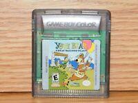 Yogi Bear: Great Balloon Blast (Nintendo Game Boy Color, 2000) *CARTRIDGE ONLY*