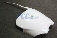 NEW WHITE FENDER PLASTIC KIT HONDA CRF 70 CRF70 BIKE M PS27