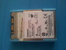 """TOSHIBA 1,8""""  MK2529GSG 250GB hp 2540p 2530p Dell"""