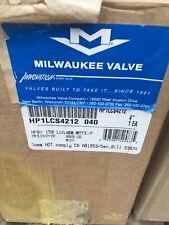 "Milwaukee Valve HP1LCS4212  040 HP 4"" 150 LUG LEVER"