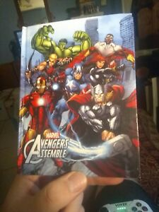 Marvel Comics Avengers Diary/Journal