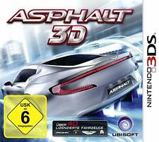 Asphalte 3D (Nintendo 3DS, 2011)