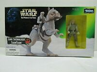 Star Wars Power of the Force Luke Skywalker and Tauntaun Kenner 1997 MINT IN BOX
