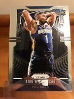 Zion Williamson 2019-20 Panini Prizm Rookie Card RC #248 🔥 Pelicans 🔥 Sharp!