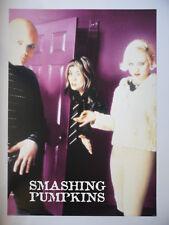 SMASHING PUMPKINS poster dimension environ 61 x 86 cm PR 3132