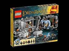 THE MINES OF MORIA, Lego 9473, LORD OF THE RINGS, New in Sealed Box!