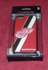 Detroit Red Wings Red Oversize Logo iPhone 5 Hard Case