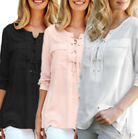 UK Plus Sizes 26-36 EU 54-64 Ladies Blouse Shirt in Ivory Black Rose Long Sleeve