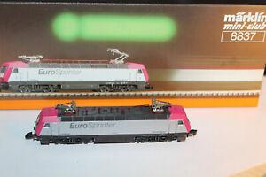 Märklin Z 8837 DB E-Lok BR 127 001-6 EUROSPRINTER - Neuzustand + OVP
