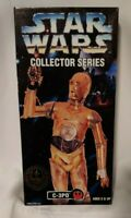 "Star Wars ""C-3PO"" Collector Series 12""  Action Figure 1997 Rebel Alliance #27865"