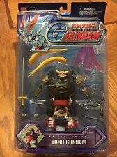 Bandai Toro Gundam Action Figure MSIA Matador Mobile Fighter Lot