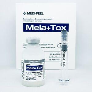 MEDI PEEL Mela Plus Tox Ampoule 30ml Brightening Hydrating Dark Spot K-Beauty