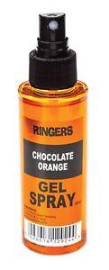 Ringers Chocolate Orange Gel Spray 100ml