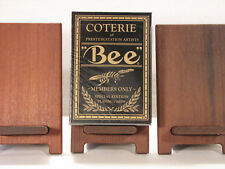 1 Deck Bee Coterie Playing Cards - Gold Seal