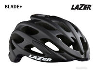 NEW Lazer BLADE+ Road Cycling Helmet : MATTE BLACK