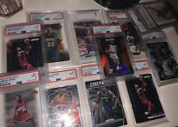NBA MYSTERY PACK GUARANTEED GRADED CARD PLUS AUTO/JERSEY/PRIZM/OPTIC AND MORE🔥