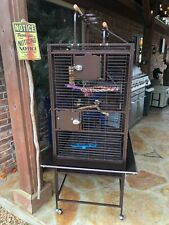 """New listing Segawe B005-1 61"""" Large Play Top Parrot Bird Cage, Include Ladder & 2 Perches -"""