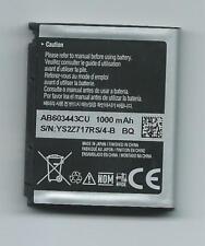 Batterie d'origine Samsung AB603443CU