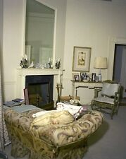 First Lady Jacqueline Kennedy's White House Dressing Room New 8x10 Photo