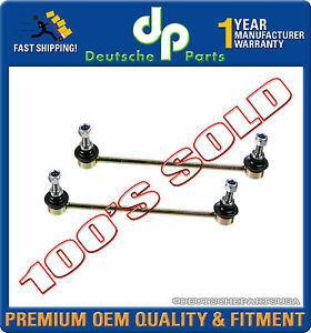 MINI COOPER & S REAR Sway Stabilizer Bar Links 33 50 6 772 789 LEFT + RIGHT SET