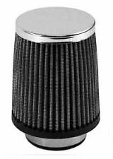"""Cone type airfilter, 25/8"""" diameter, 1.7 - 2.0 twin carbs, camper / kadron"""