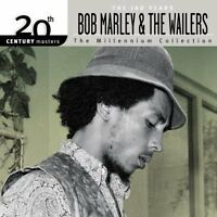 BOB MARLEY & THE WAILERS Best Of The JAD Years 20th Century Masters CD BRAND NEW