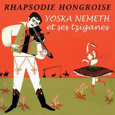 CD Yoska Nemeth et ses Tziganes - Rhapsodie Hongroise