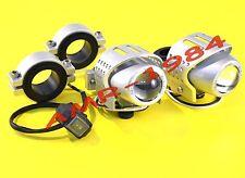 FARO FARETTO BKR COPPIA FOGGY H3 FARO ELICOIDALE SILVER S4370941+ SWITCH S437094