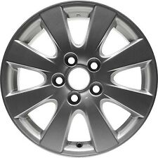 New Listing16 Inch Wheel Rim For 2007 2011 Toyota Camry 16x65 Refinished Silver