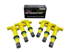 6 Pack Performance Ignition Coils Jeep Grand Cherokee Liberty Commander 3.7L V6