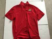 Port Authority ~ NM Games 2015 Short Sleeve Polo ~ Red ~ Men's XL