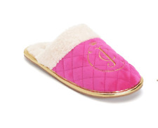 Juicy Couture Slippers CUPCAKE DRAGONFRUIT! BNIB! SIZE 7