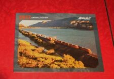 BNSF RAILROAD 2017 ANNUAL REVIEW report