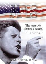 JFK The Man Who Shaped a Nation 1917-1963 Clare Welch 2013 Collectors Book