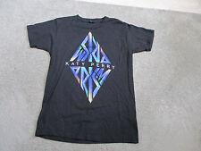 Katy Perry Prismatic 2014 World Concert Tour Shirt Adult Medium Black Band Music