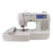 Brother LB6800 Embroidery & Sewing Machine Combo+USB+Warranty compare to SE400