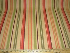 "~15 YDS~MILL CREEK ""LUNSFORD FRESCO STRIPE""~OUTDOOR~UPHOLSTERY FABRIC FOR LESS~"