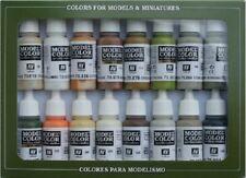 Av Vallejo Color Modelo 70141 Conjunto de tierras colorantes 16 X 17ml