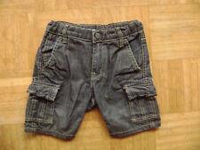 @ h&m @ niños pantalones vaqueros cortos amplio con Ajustable Cintura Azul Talla