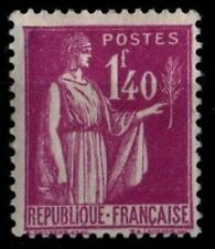 Type PAIX 1f40, Neuf ** = Cote 14 € / Lot Timbre France 371